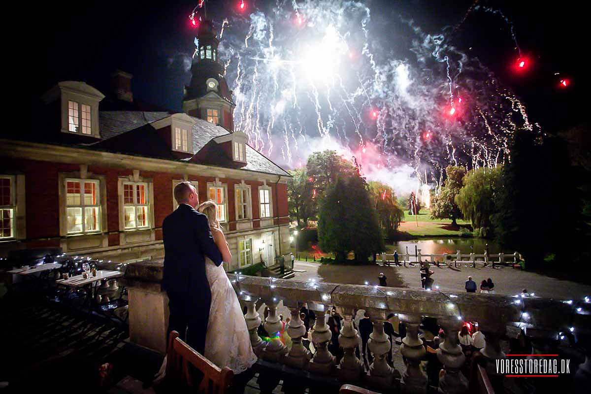 Fireworks Display Company & Organisers for Weddings