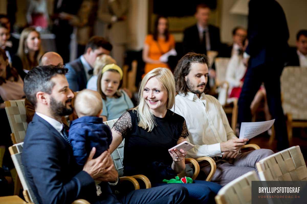 gæster bryllup Skarrildhus