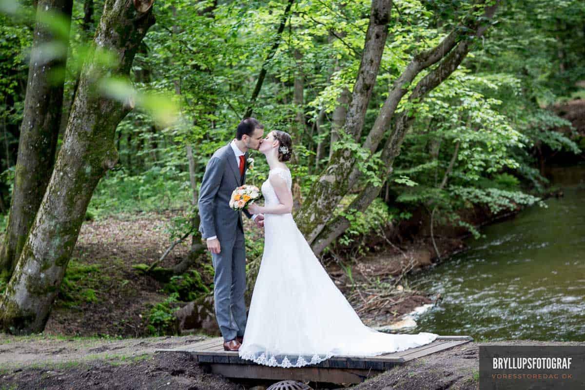 bryllupsportrætter Skarrildhus