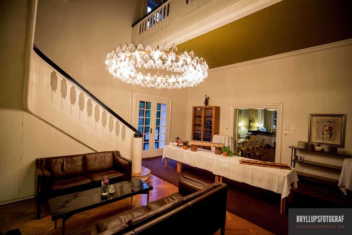 Bryllup på Skarrildhus - Anmeldelse af Sinatur Hotel Skarrildhus