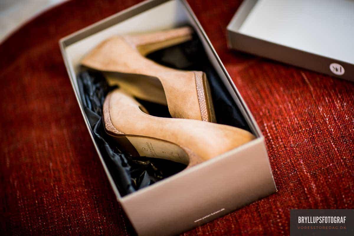 brudens sko skarrildhus