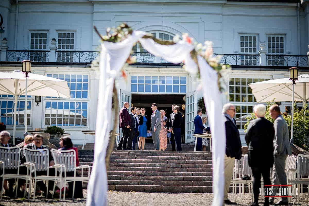 bryllup ved Varna i Aarhus