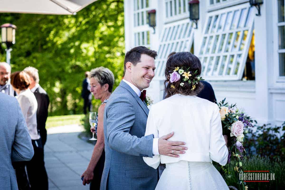 Bryllup de Luxe. Bryllup i smukke og romantiske omgivelser
