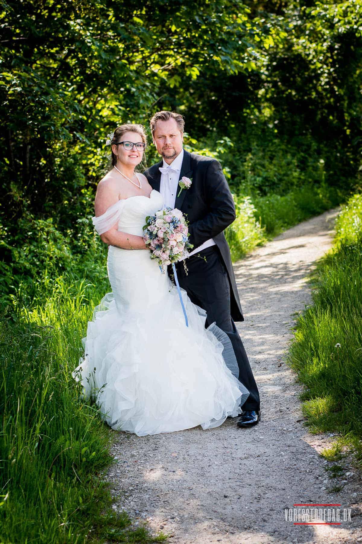 Bryllupsfest i Nordsjælland - smukke omgivelser til bryllupsfest