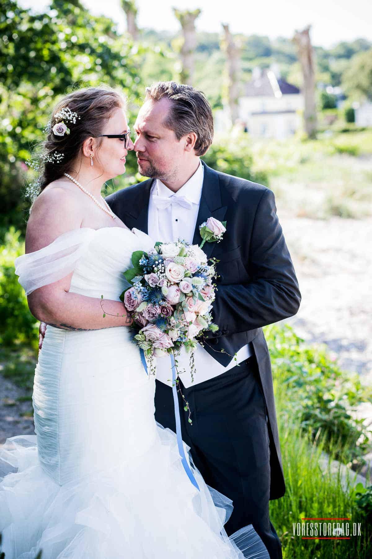 bryllupsbilleder nordsjælland
