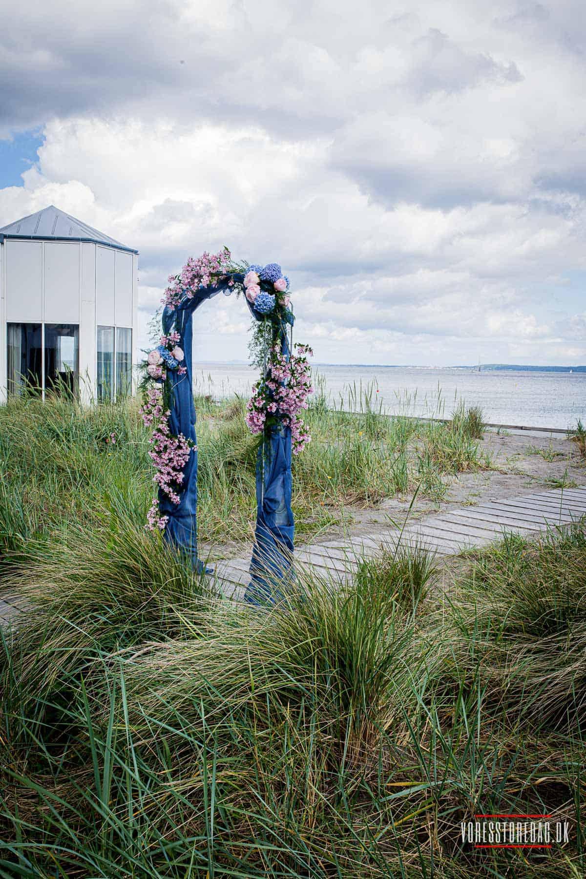 billeder fra marienlyst bryllup