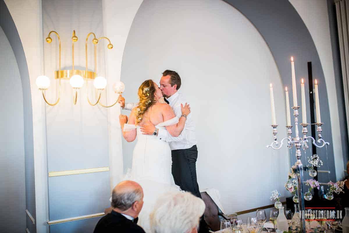Festlokaler med overnatning på Sjælland