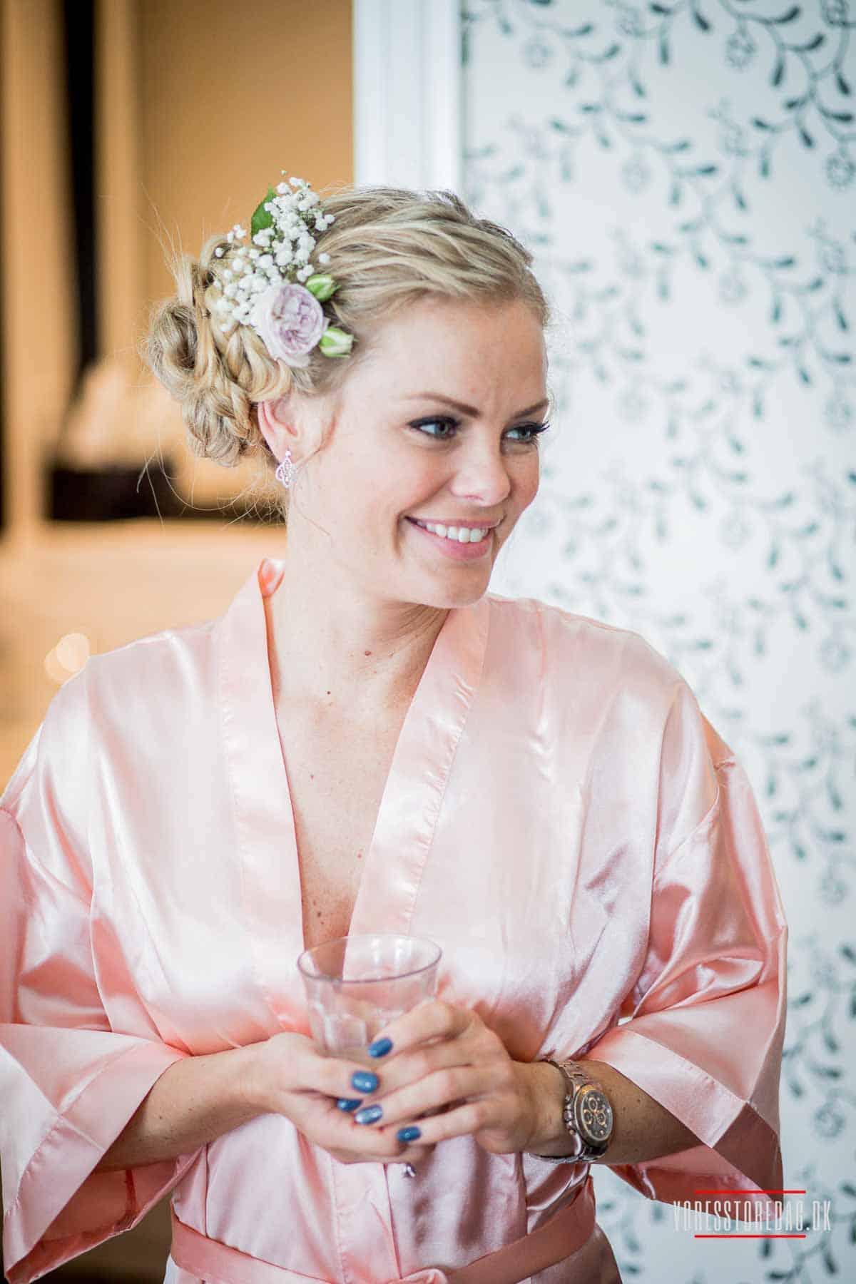 Hotel Marienlyst - Bryllupsforberedelser