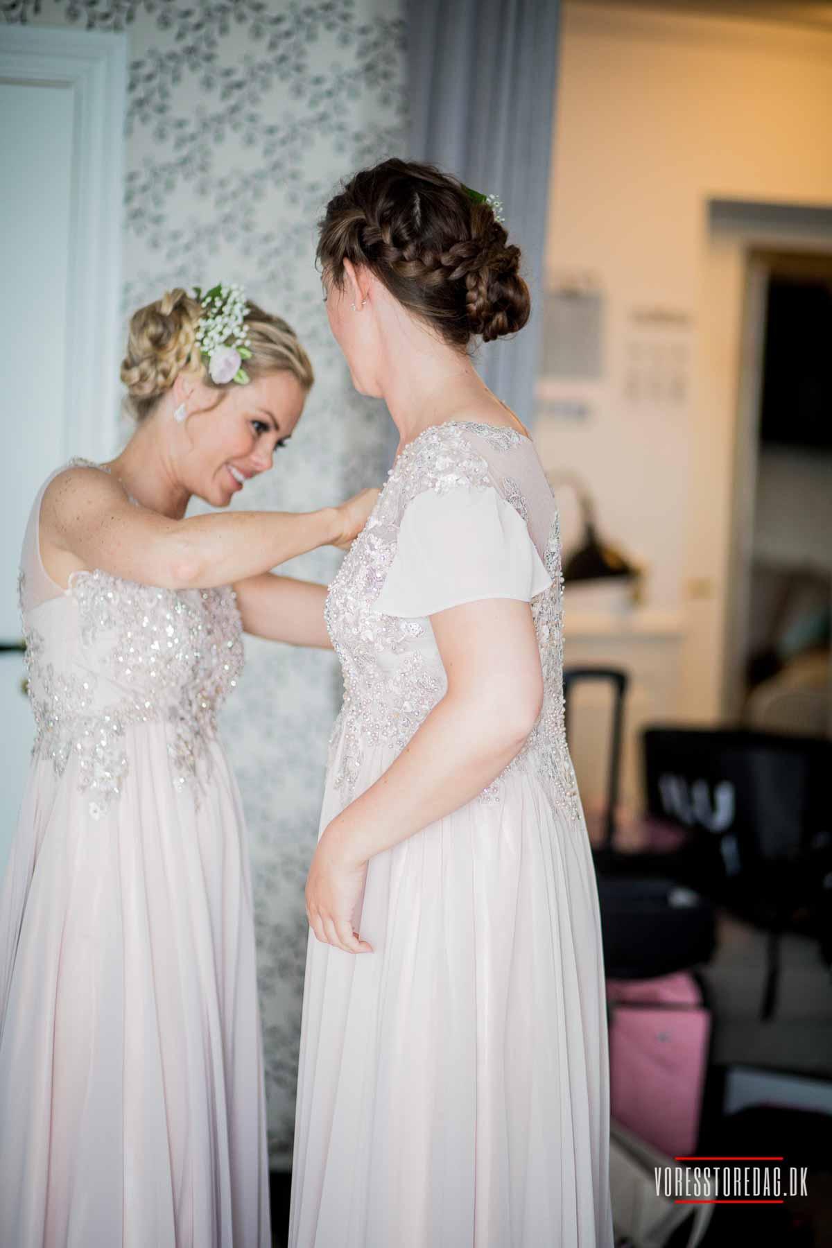 Marienlyst slot bryllup