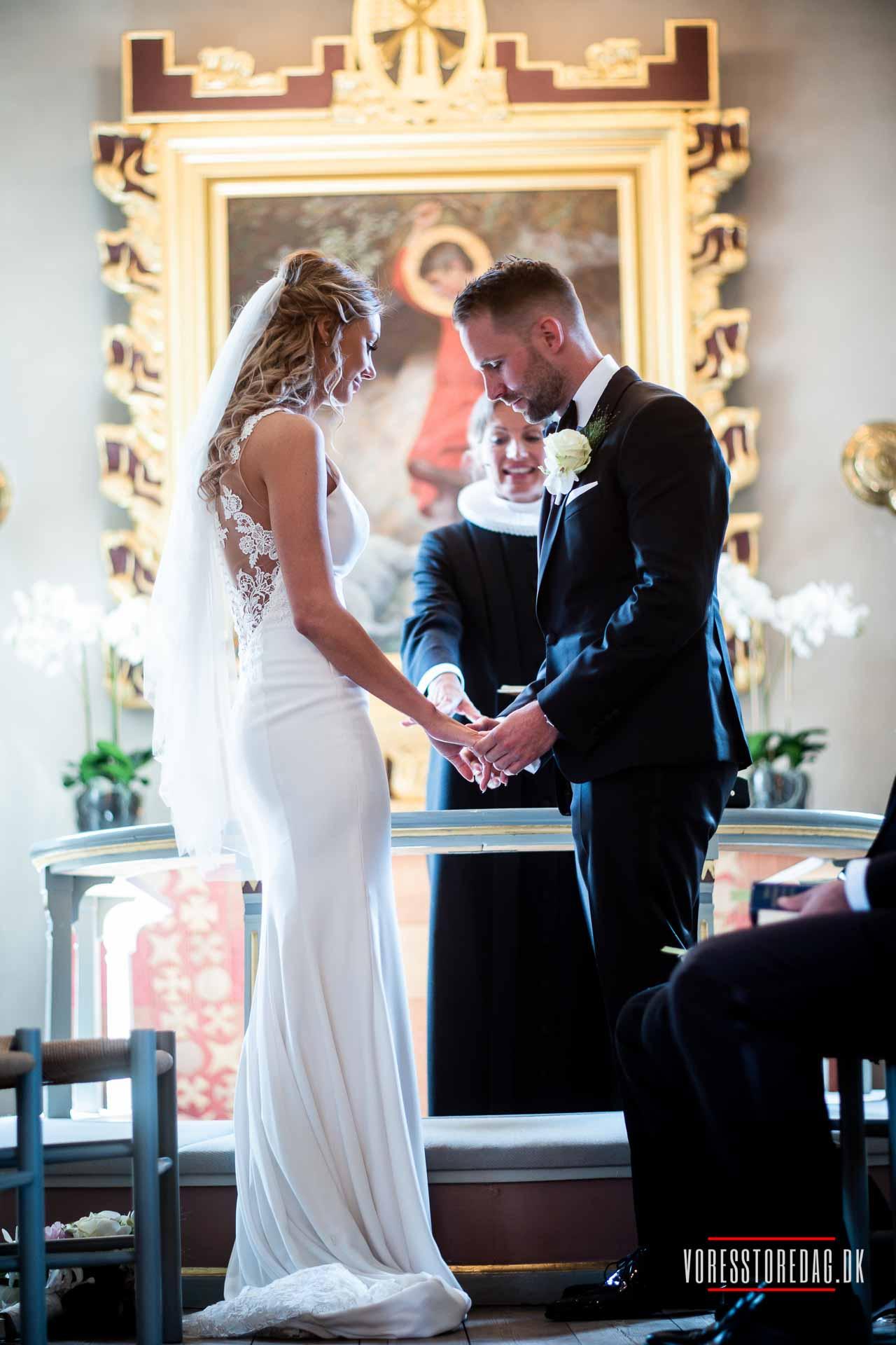 Bryllupsfotograf til jeres store dag. Unikke bryllupsfoto
