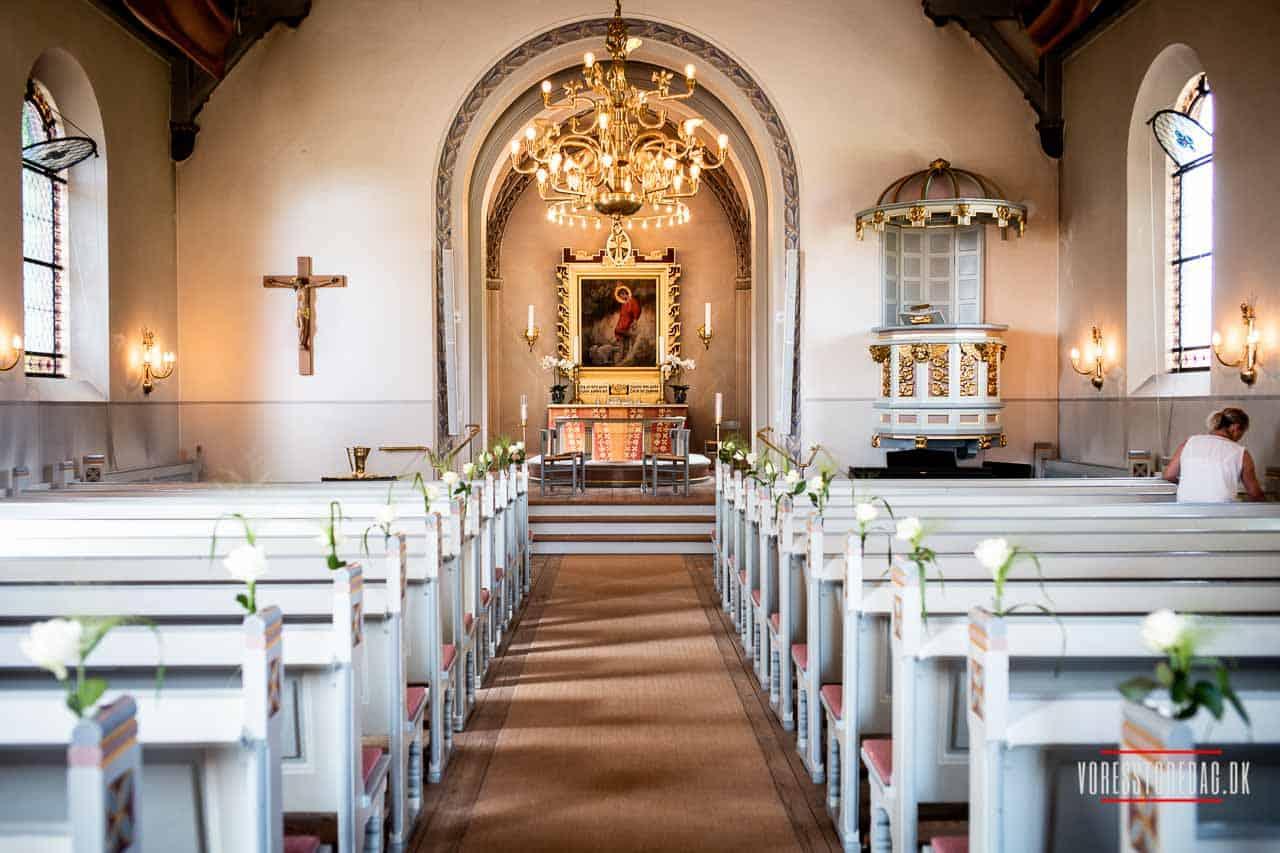 Bryllup: I morgen holder Pernille Vermund