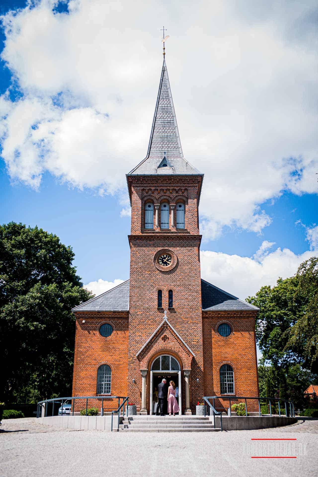 Egebæksvang Kirke: Velkommen til Egebæksvang Sogn