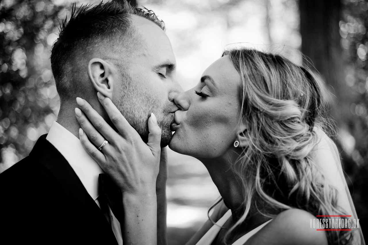 god fornøjelse med bryllupsbillederne