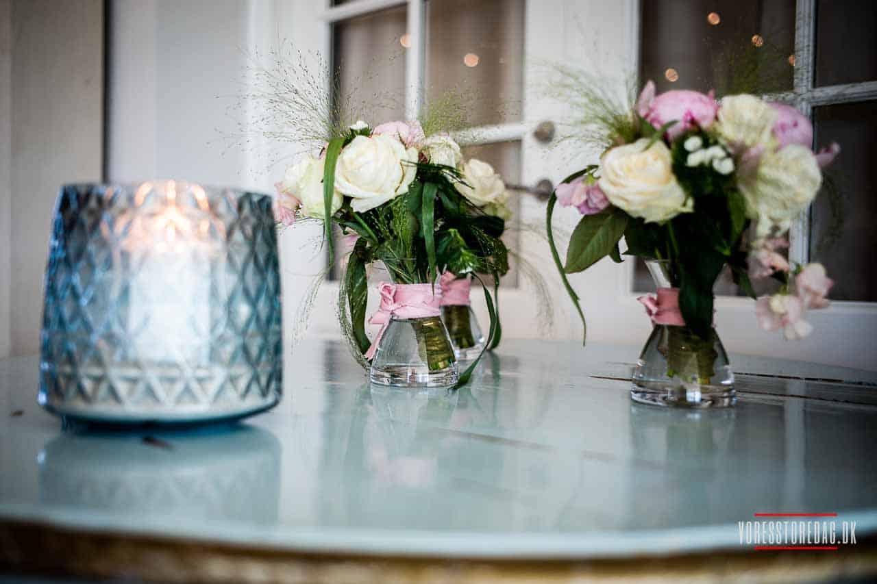 Bryllupsfest med overnatning - Anmeldelse af Hotel Bretagne