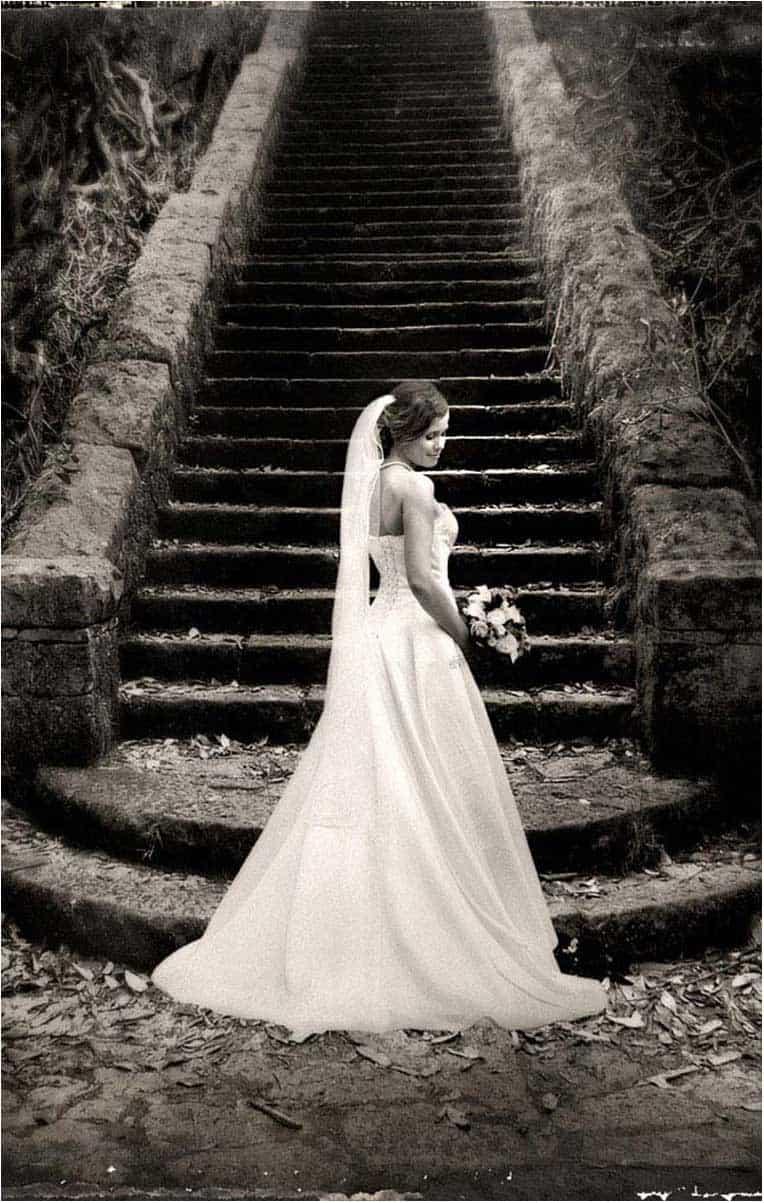flot bryllupsfoto