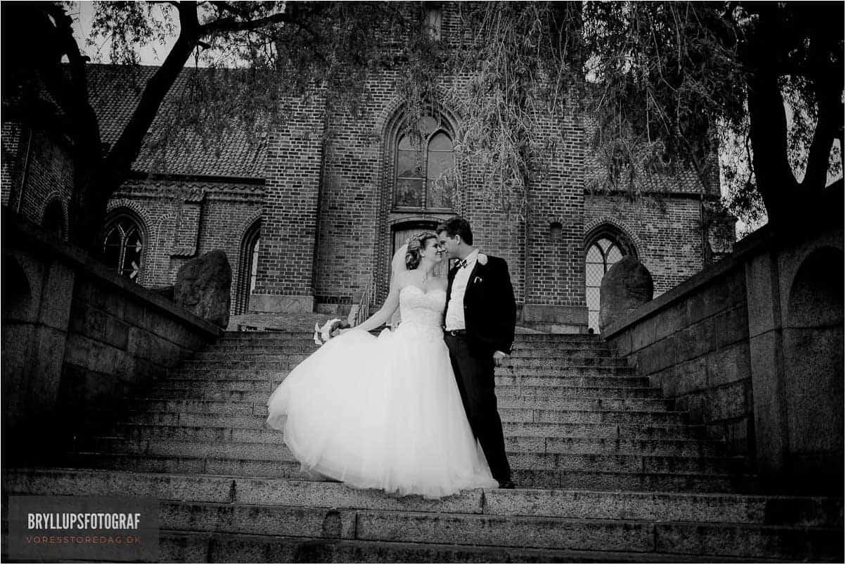 Bliv gift på 10 minutter: Aalborg-kirke