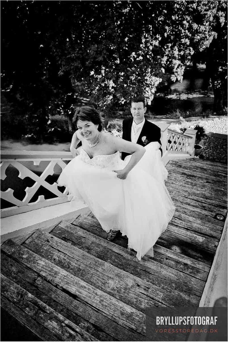 Billeder af bryllup i nordjylland