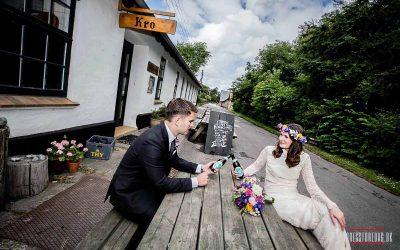 Bryllup på Livø