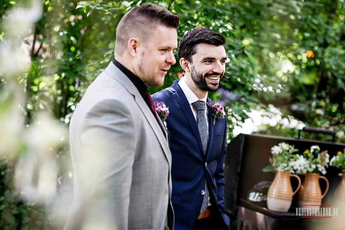 Bestmen bryllup