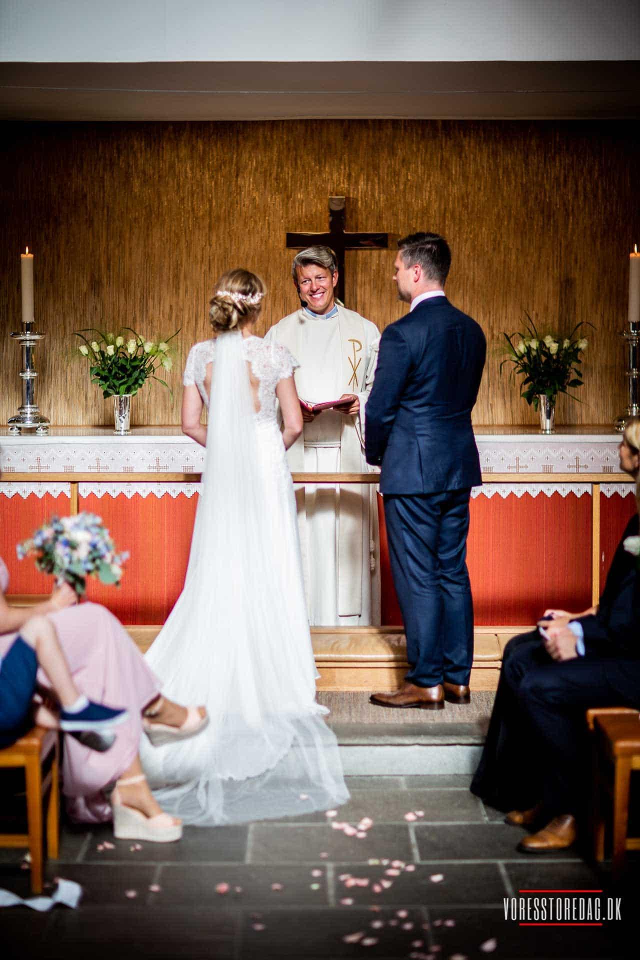 Bryllupsfotograf i Amager