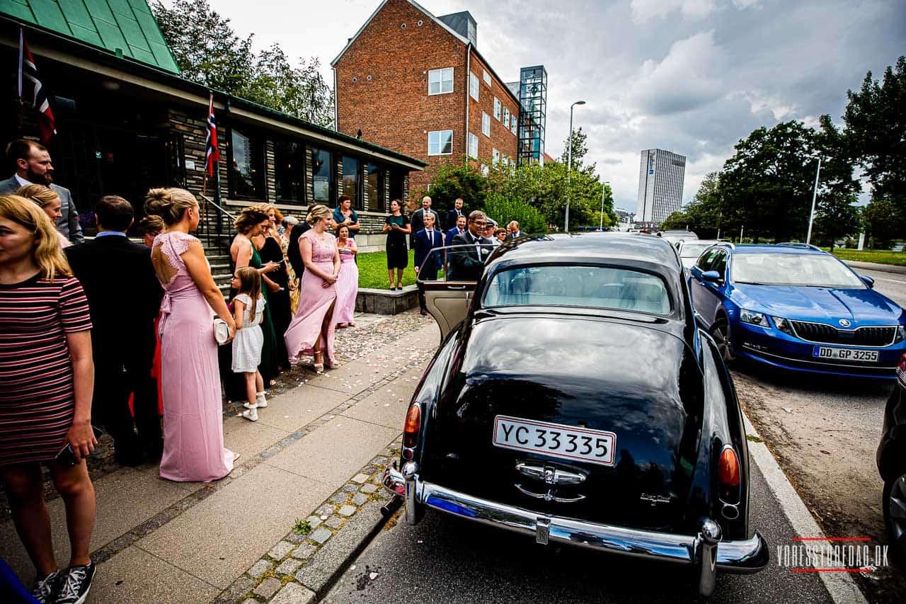 Få taget unikke bryllupsbilleder ved en kreativ fotograf.