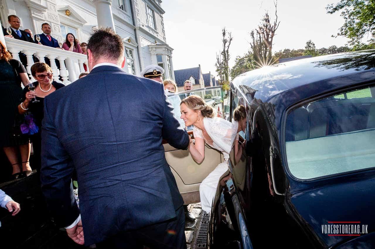 Kokkedal Slot Copenhagen bryllup