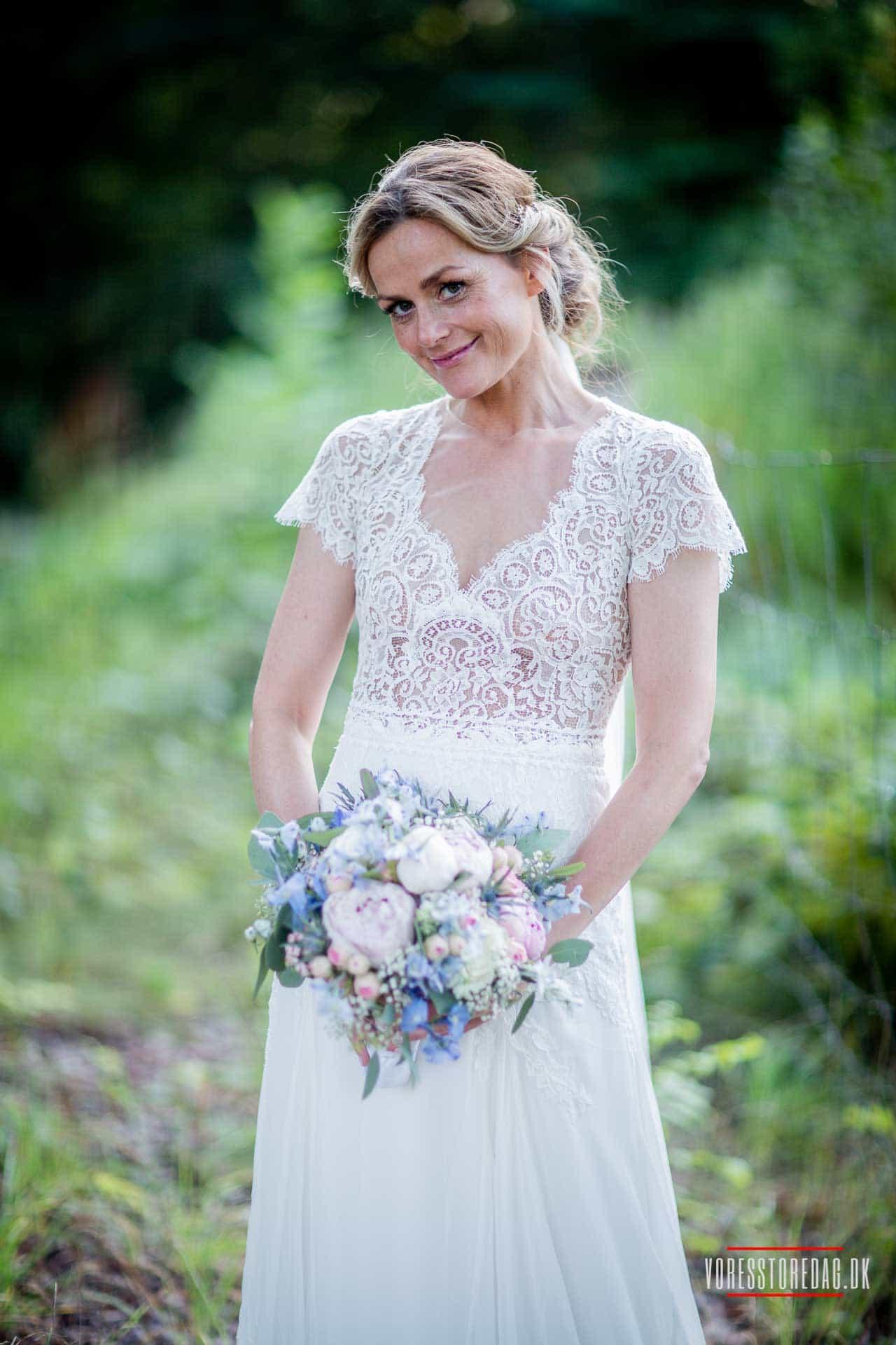 Anmeldelse af bryllup på Kokkedal Slotshotel
