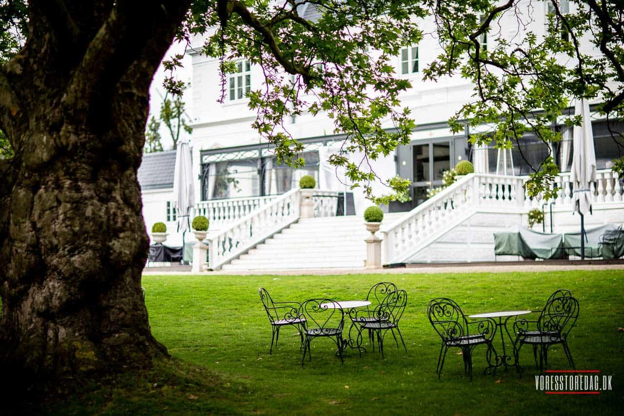 Eksklusivt hotel smukt beliggende i Nordsjælland.