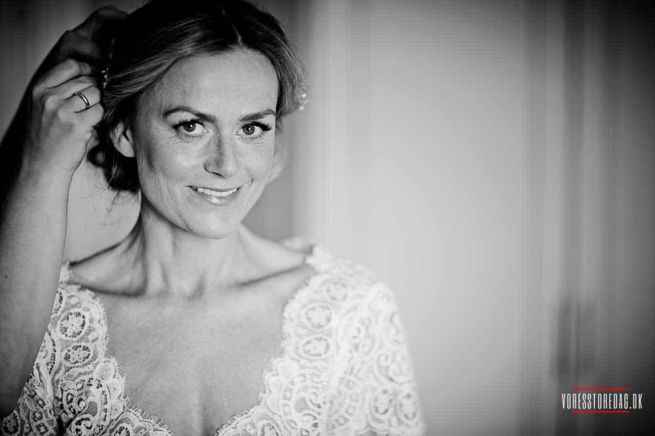Bryllupsfest på Rungstedgaard | Smukke, romantiske omgivelser
