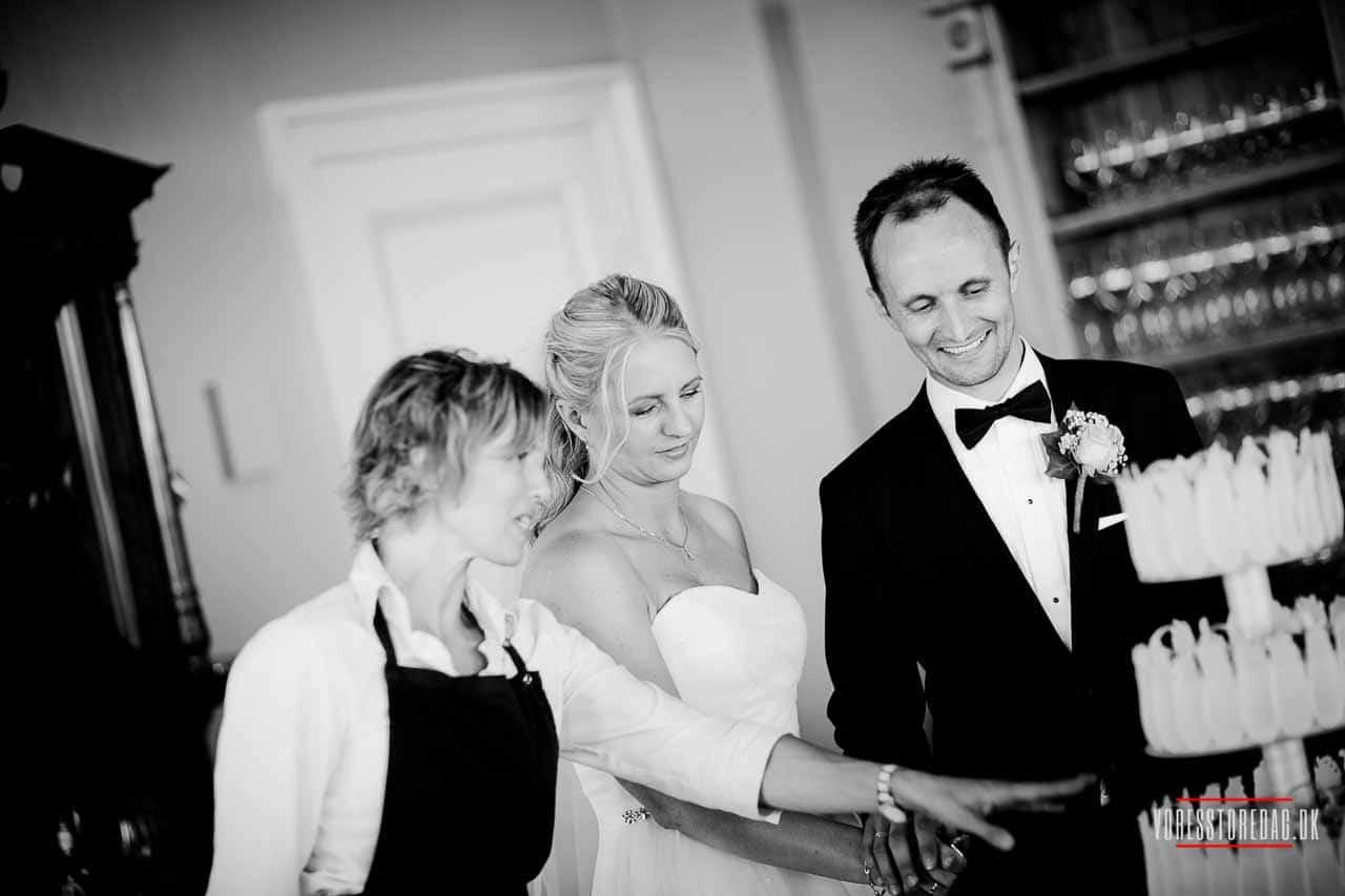 Bryllup i Sønderjylland