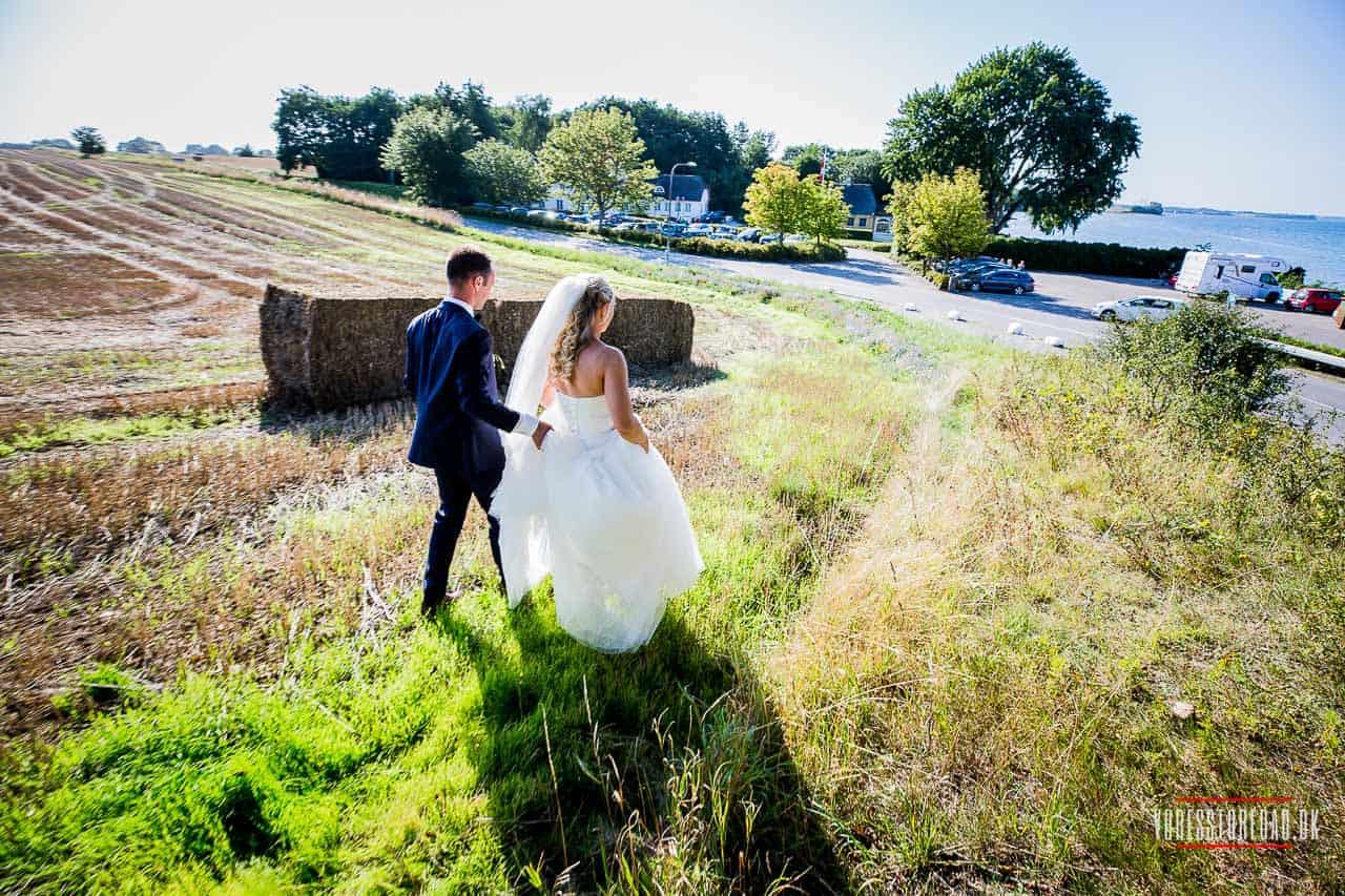 Ballebro Færgekro - Bryllup - Alt om den store dag