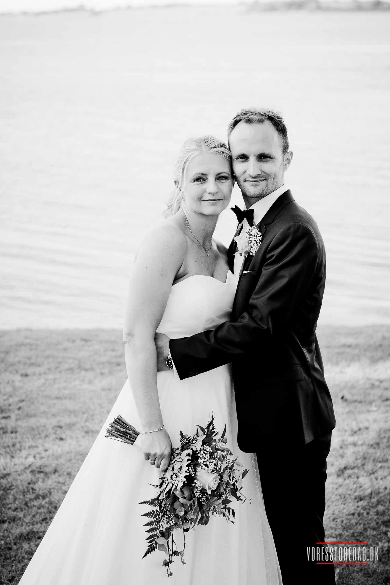 Bryllup på Ballebro Færgebro - Bryllupsfotograf