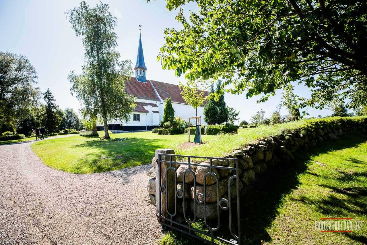 Vielse i Kirke Hørup på Sydals