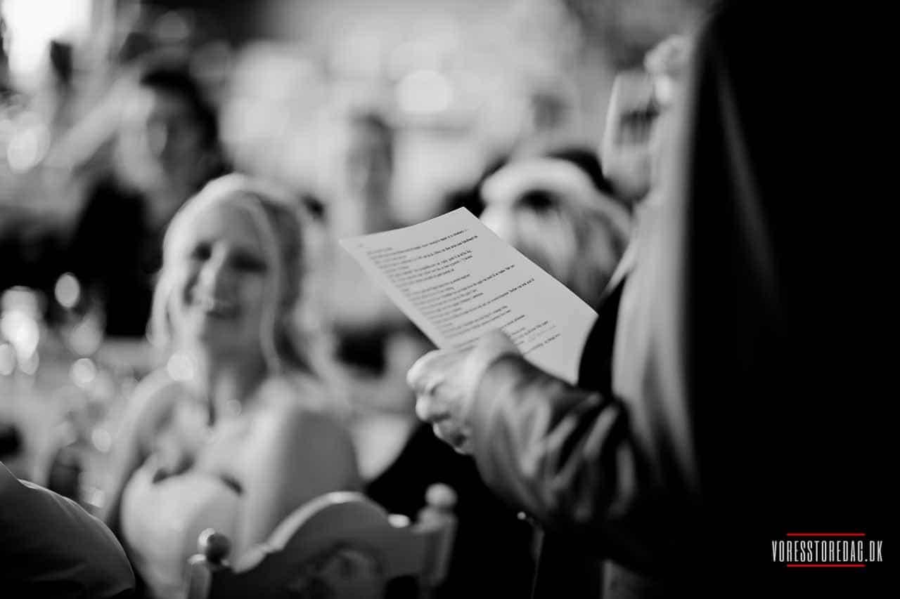 Prisvindende bryllupsfotograf Sønderborg og resten af Sønderjylland