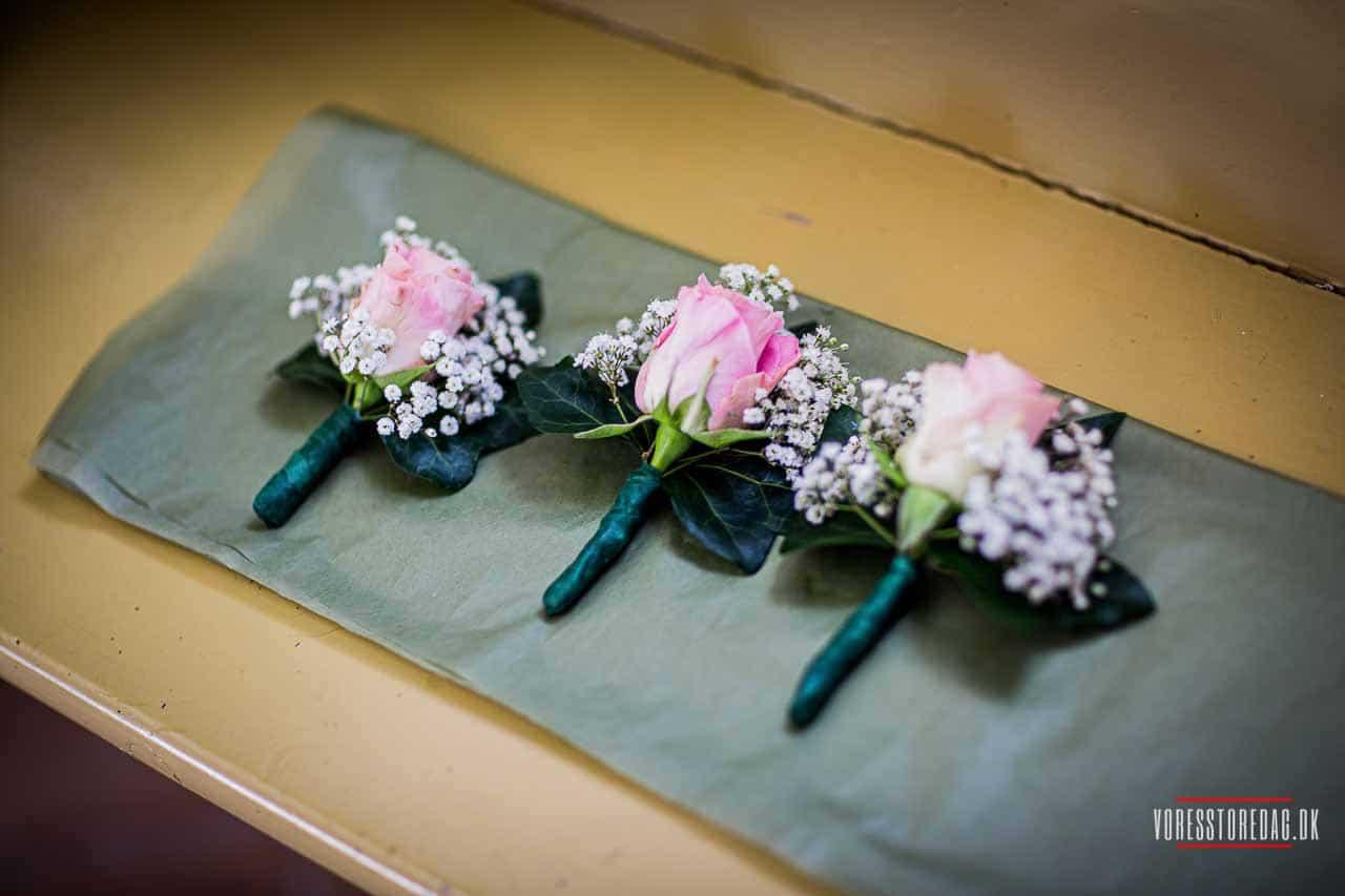 Bryllup på gods | Bryllup i smukke omgivelser