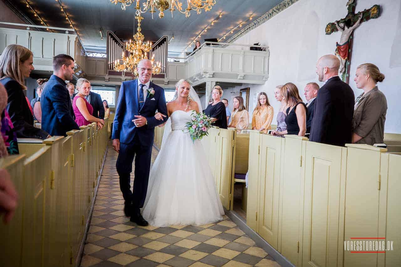 Sted til bryllup i sydøst sønderjylland
