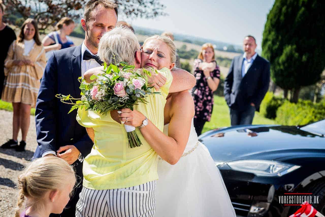 Få et mindeværdigt bryllup | Idylliske natur omgivelser