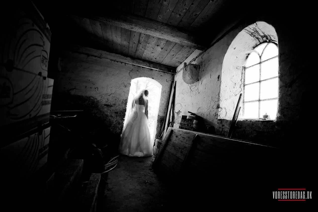 Bryllup på Hotel Røde Kro, Aabenraa