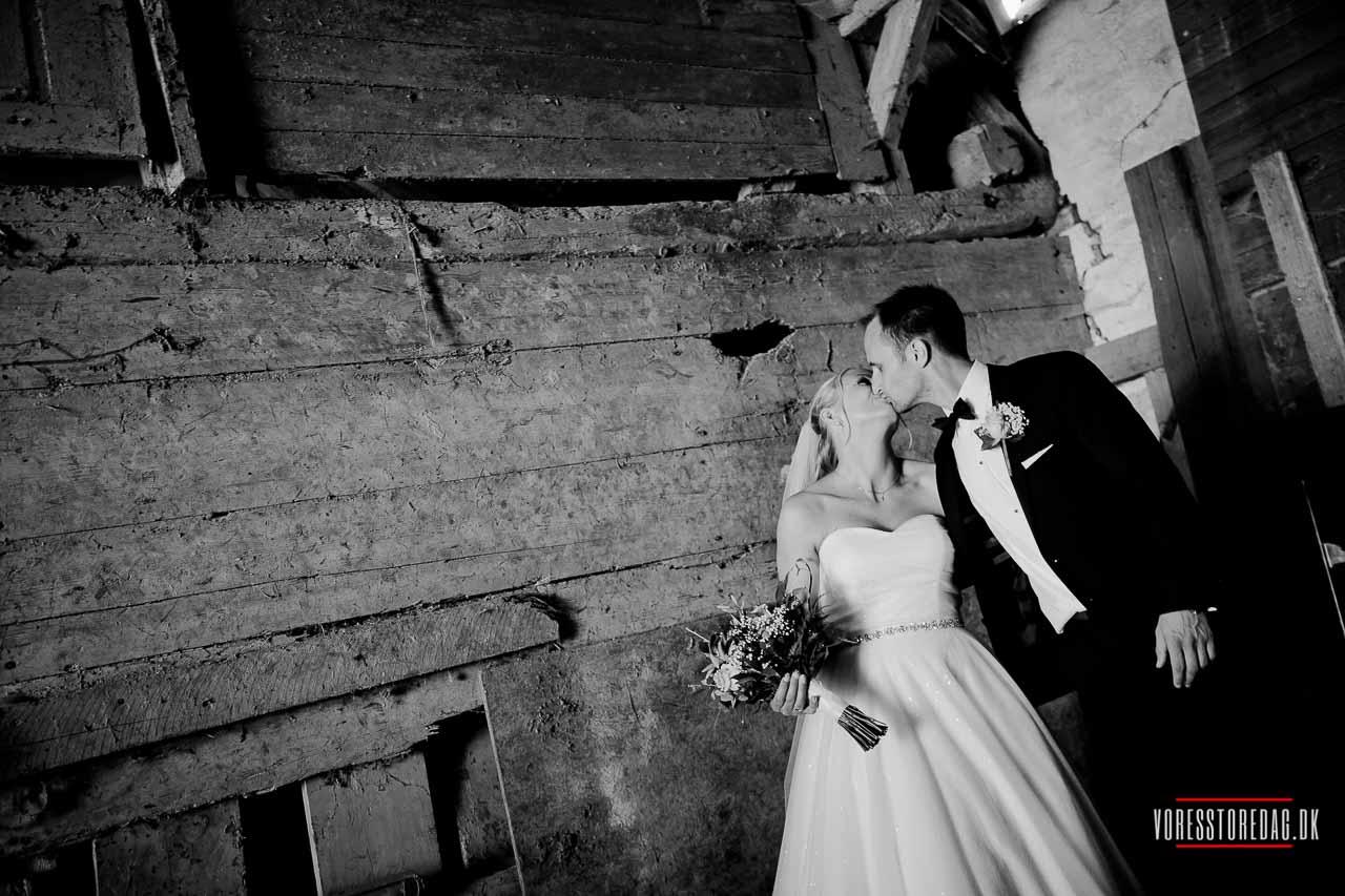 Bryllupsfotograf Sønderjylland - Bryllupsfotograf