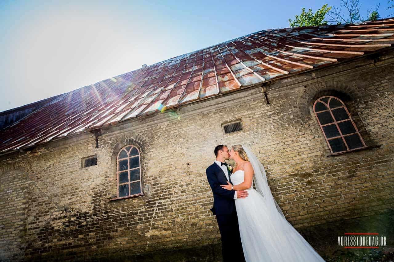 Billigt bryllup nordjylland Bryllupsfotograf
