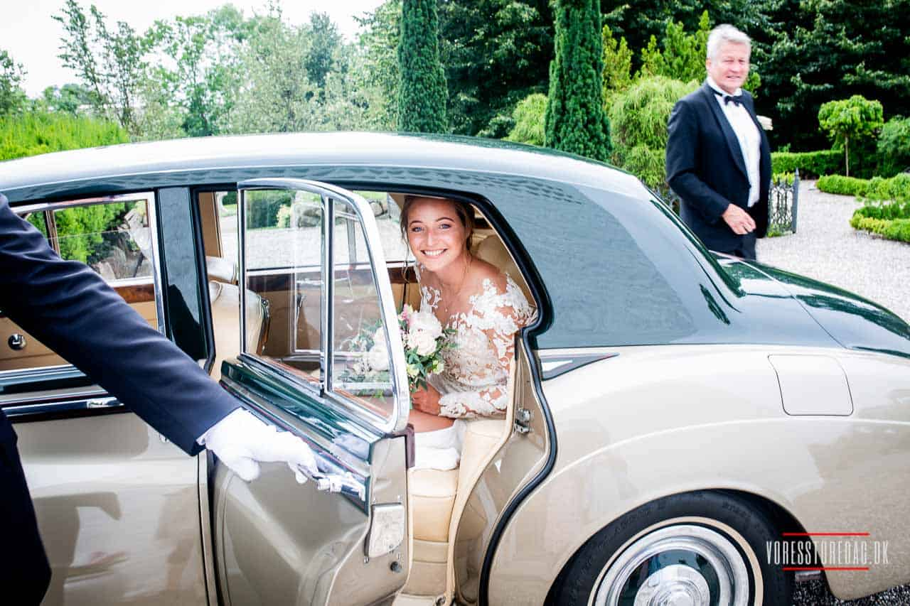 Bryllup i skøn natur - Klassisk eller anderledes