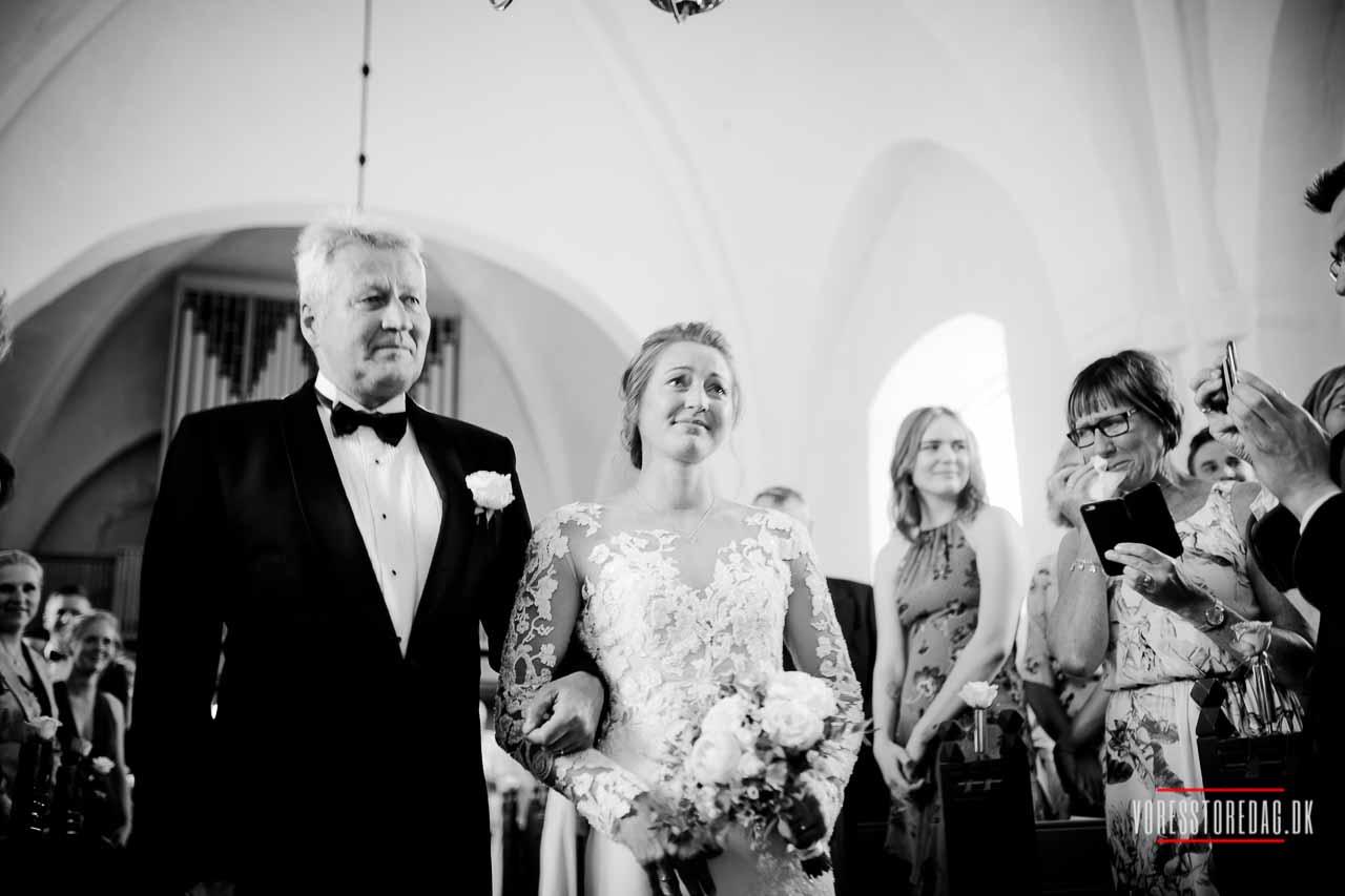 Bryllup & unik vielse på den Gl. Lillebæltsbro nær Fredericia