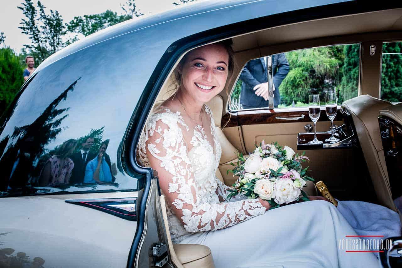 Bryllup Middelfart - Fotograf