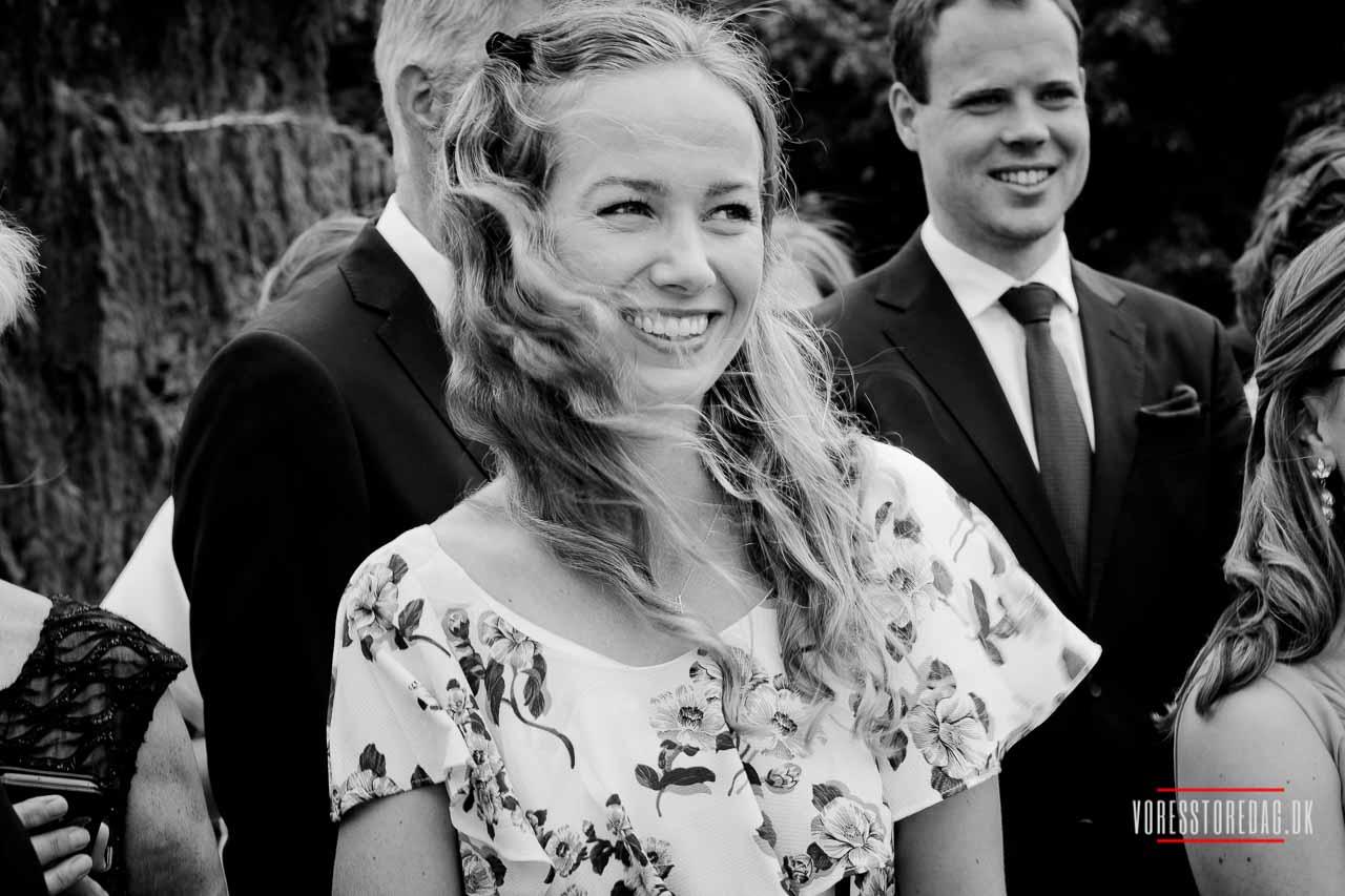 Middelfart - Bryllupsfotograf - den største dag