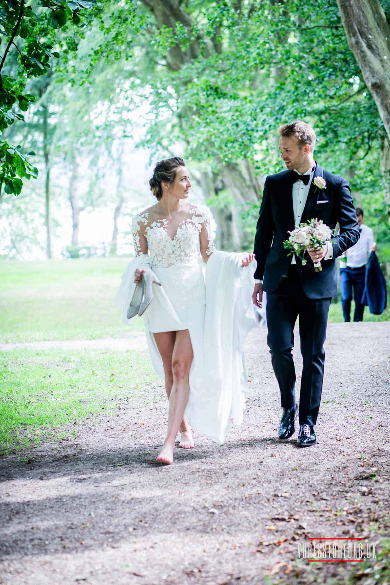 De 10 bedste bryllups fotografer i Middelfart