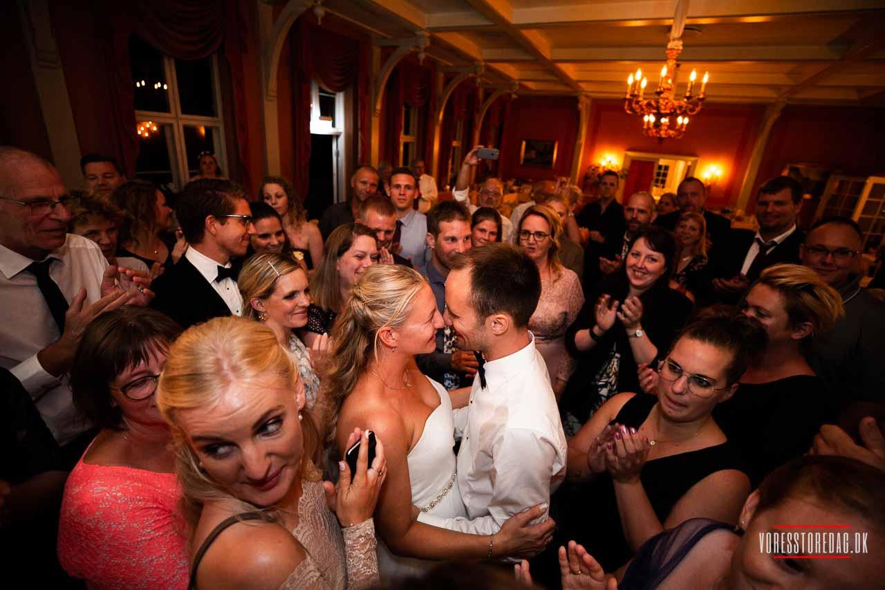 bryllupsfest Ballebro