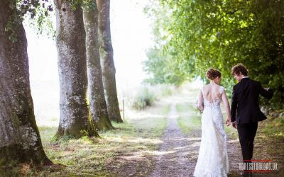 Lindenborg Slot bryllup