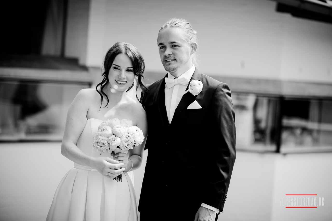 Guide til tidsplan for jeres bryllup