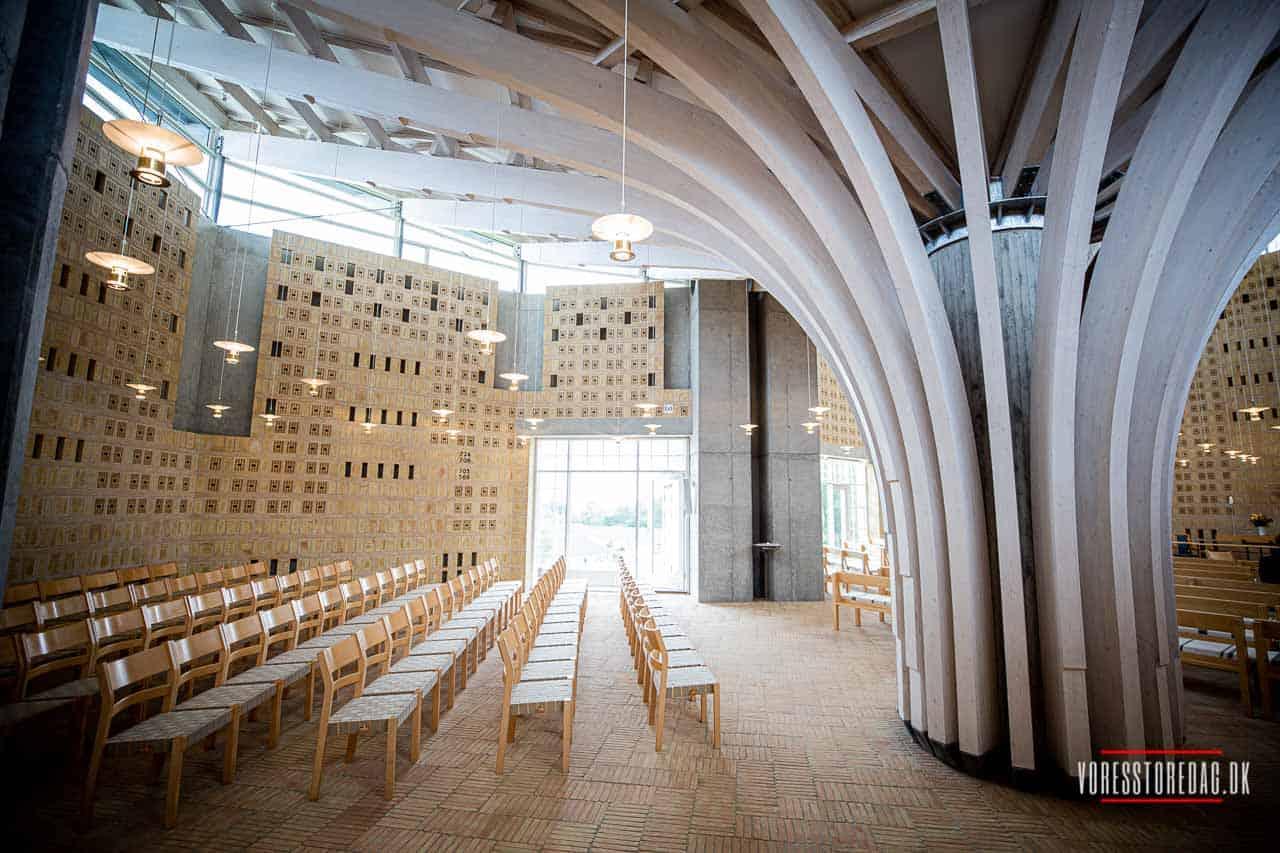 Lyng kirke nær Fredericia