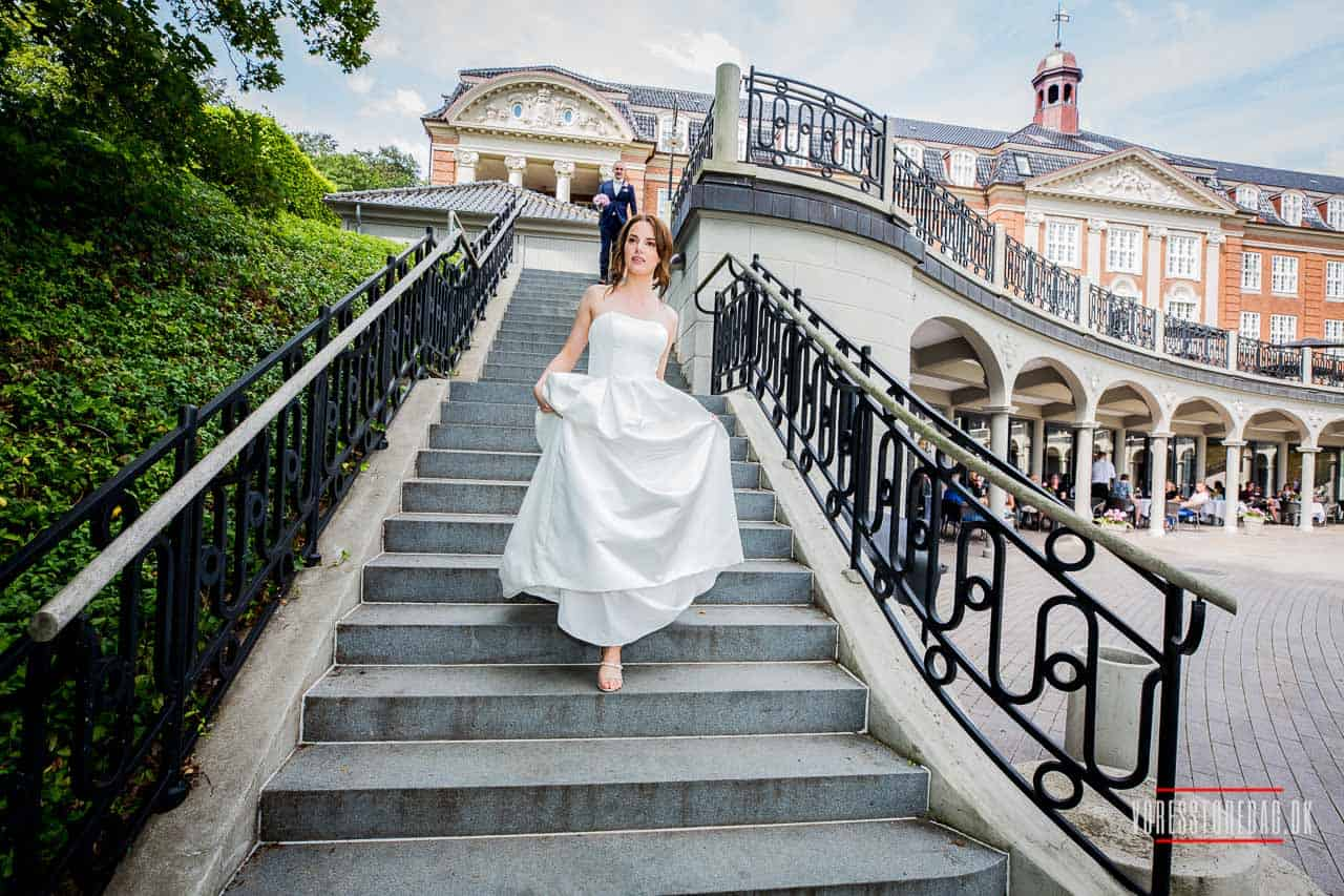 Bryllup i trekantsområdet - Bryllupsforberedelser